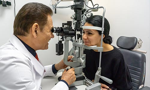 Refractive Lens Exchange Treatment Encino